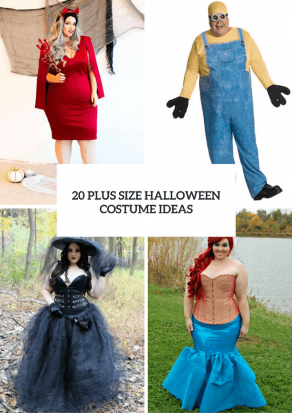Plus Size Halloween Costumes Archives