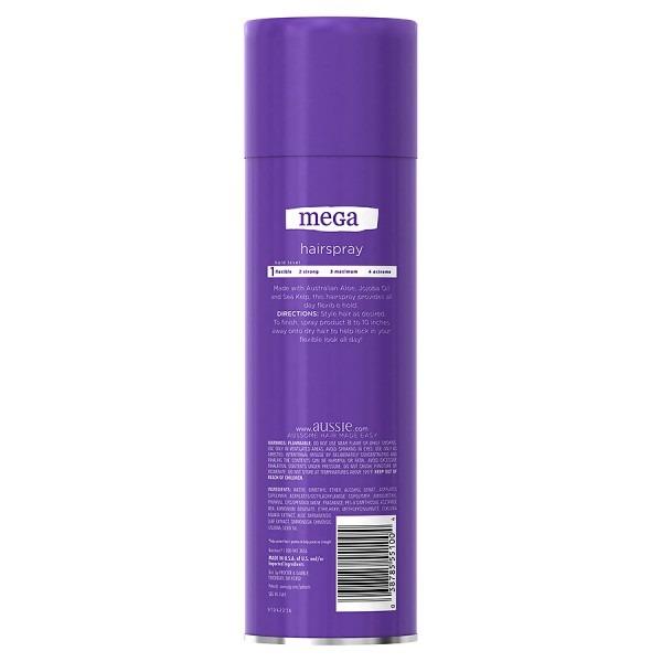 Aussie Mega Hair Spray