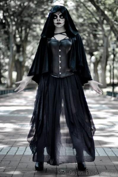 Lady Death Cosplay