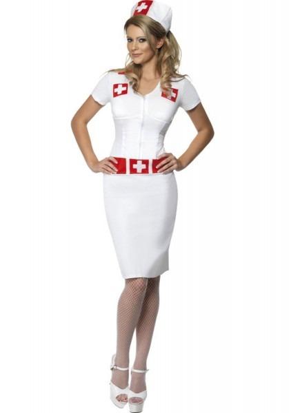 Nurse Knockout Costume