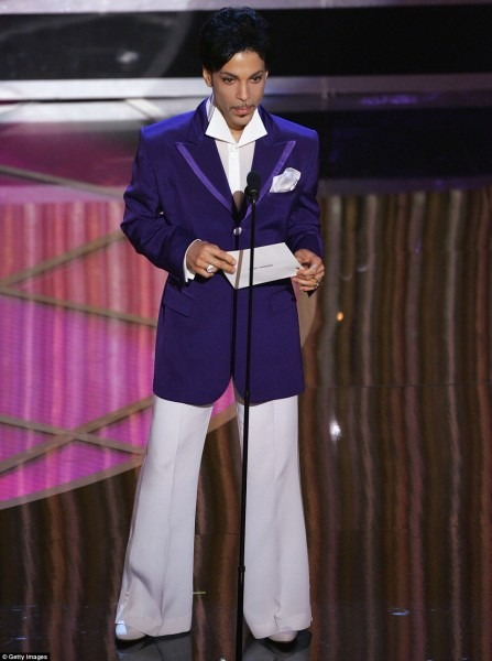 Prince's Most Iconic Outfits