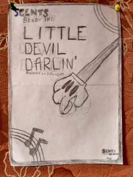 Little Devil Darling Poster