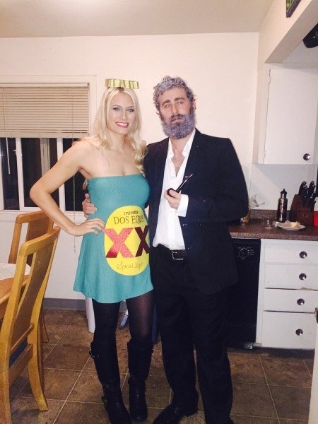 Most Interesting Man In The World Costume