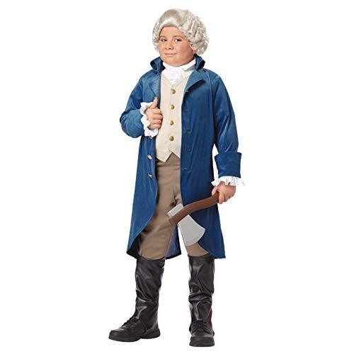 Best California Costumes George Washington Thomas Jefferson