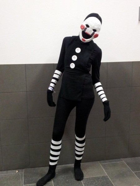 Marionette Five Nights At Freddy's Full Body