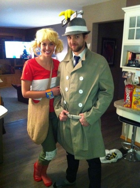 Amazing Halloween Costumes 2012