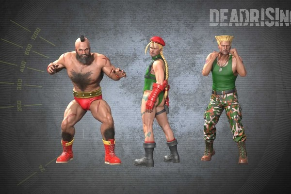 Dead Rising 4 Update Adds Street Fighter Costumes And New