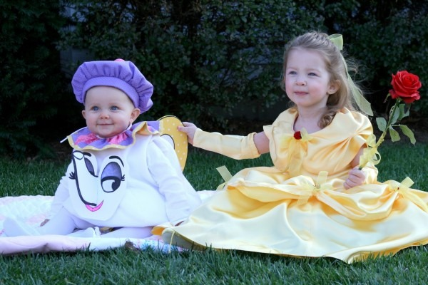 The Schweiss Family  Belle And Mrs  Potts