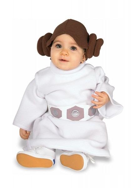Princess Leia Toddler Costume