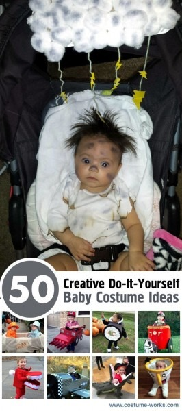 50 Creative Diy Baby Costume Ideas Designs Of 3 Month Old