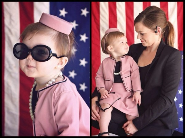 Jackie Kennedy Costume   Halloween Toddler Costume  Unique