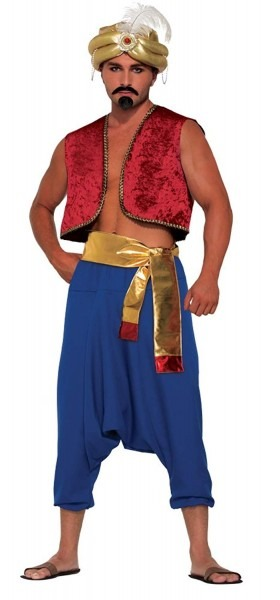 Easy Guide To Gypsy Costumes For Men