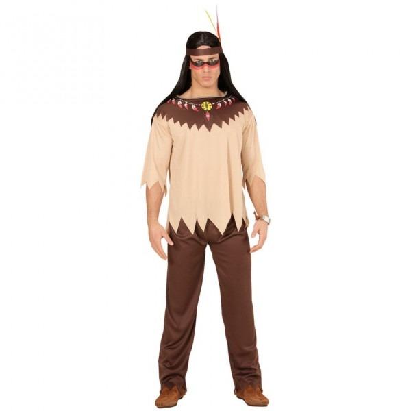 Indian (l) (coat Pants Headband)