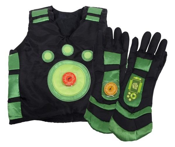 Wild Kratts Green Creature Power Suit