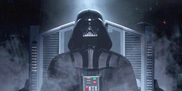 Revenge Of The Sith'  Darth Vader Scene