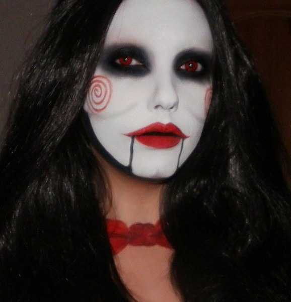 Billy The Puppet From Saw Makeup By Me  ) By Marymakeup On