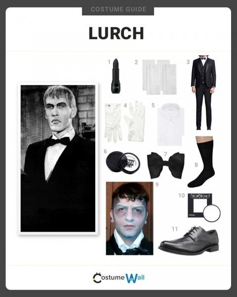 Dress Like Lurch
