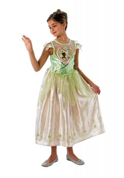 Child Loveheart Tiana Fancy Dress Costume