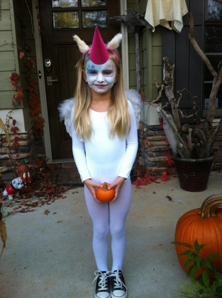 Commonplace Crazy  Cute Kids In Halloween Costumes