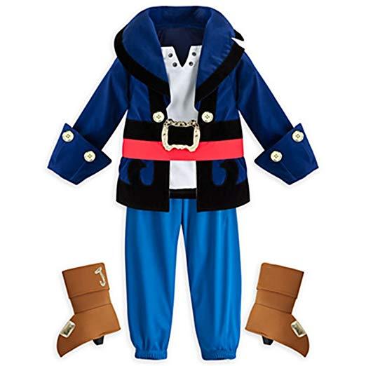 Amazon Com  Disney Store Little Boys Jake & The Neverland Pirates