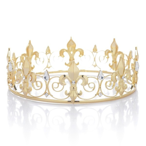 Amazon Com   Sweetv Royal Full King Crown