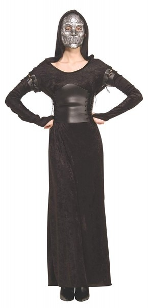 Rubies Costumes Womens Harry Potter Female Death Eater Adult
