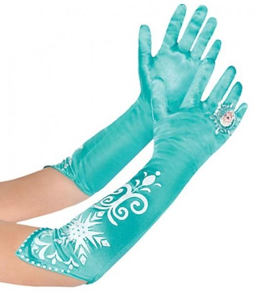 Amazon Com  Disney Frozen Long Elsa Costume Gloves  Toys & Games