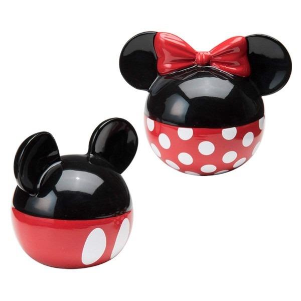 Amazon Com  Vandor 89030 Disney Mickey And Minnie Mouse Ceramic