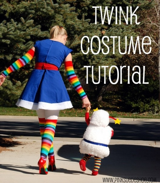 Twink Costume Tutorial