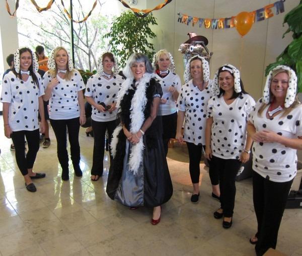 101 Dalmatians @ The Office
