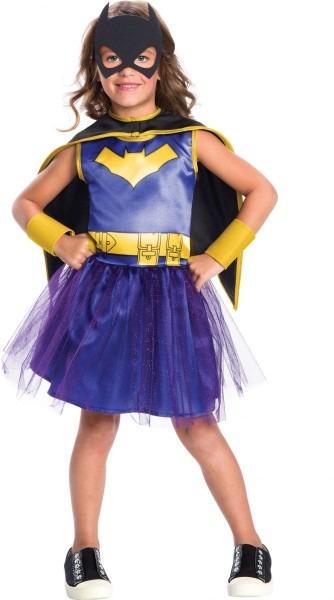 Kid's Batgirl Costume Size Toddler (2