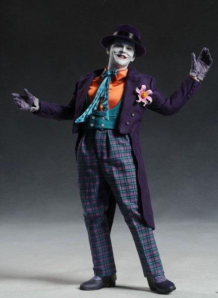 Jack Nicholson Joker Action Figure