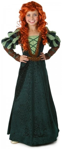 Girls Forest Princess Costume