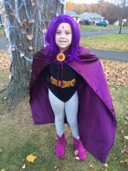 Raven  Teen Titans Go  Jaelynn