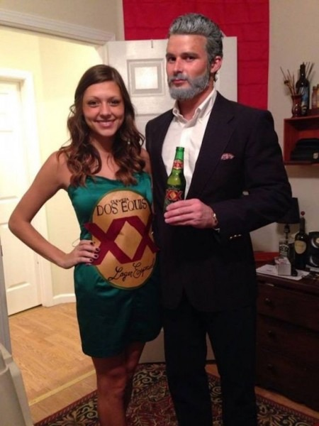 9 Super Easy Yet Creative Halloween Costumes For Couples