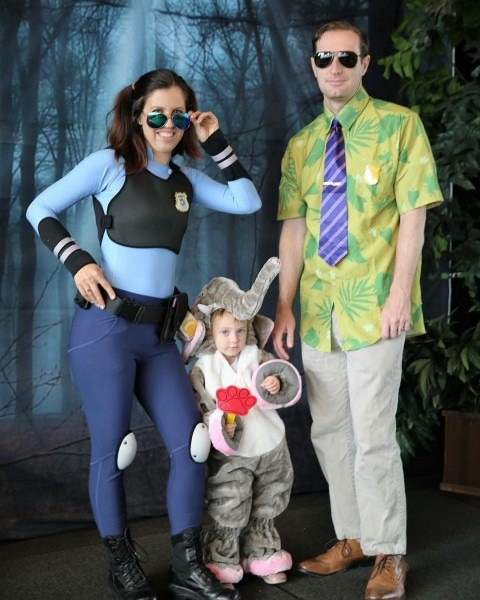 Happy Halloween From Zootopia Where  Anyone Can Be Anything