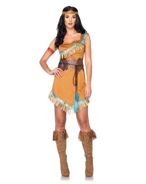 Disney Pocahontas Adult Womens Costume – Spirit Halloween