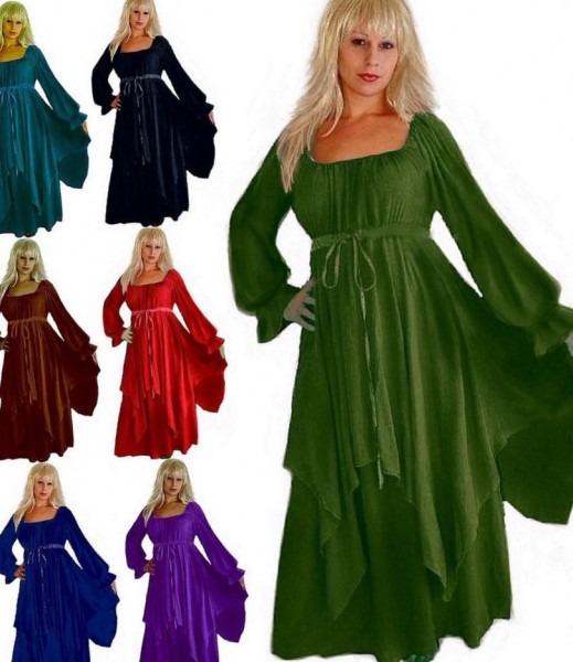 Plus Size Medieval Costumes