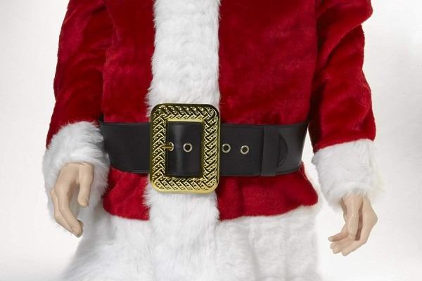 Amazon Com  Forum Novelties Men's Deluxe Adult Santa Belt Costume