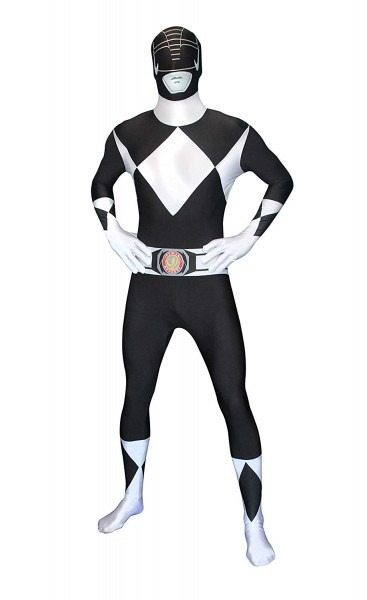 Amazon Com  Morphsuits Official Mighty Morphin Power Ranger