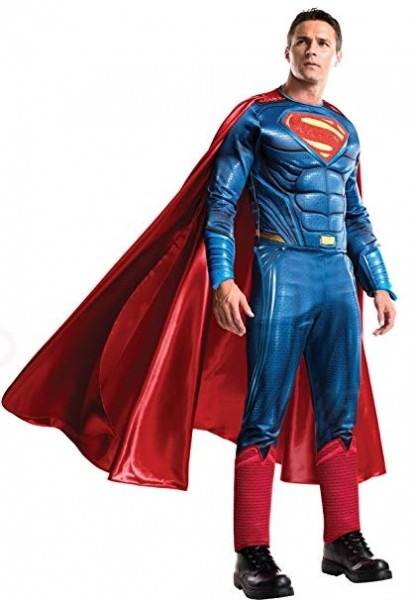 Amazon Com  Men's Grand Heritage Dawn Of Justice Superman Outfit