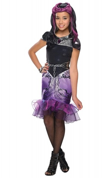 Amazon Com  Rubies Ever After High Child Raven Queen Costume