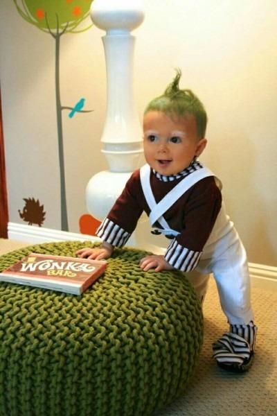Baby Toddler Halloween Costume Idea