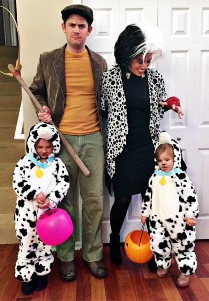 Image Result For 101 Dalmatians Costume Ideas