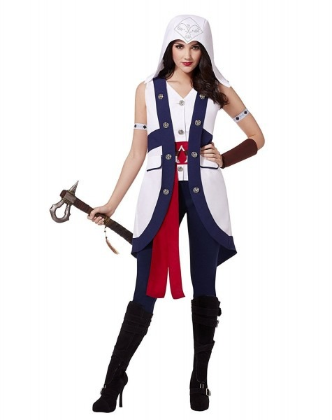 Women's Assassin's Creed Costumes