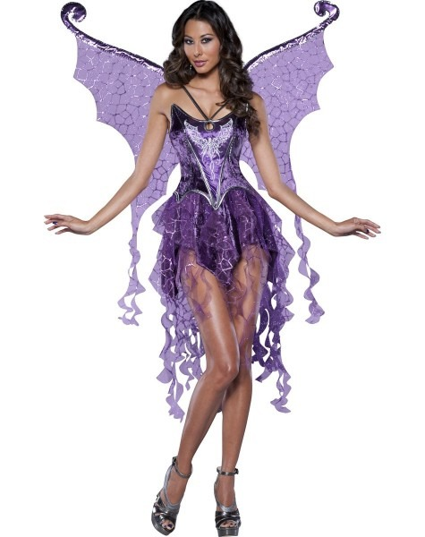 Naughty Nymph Fairy Adult Womens Costume – Spirit Halloween