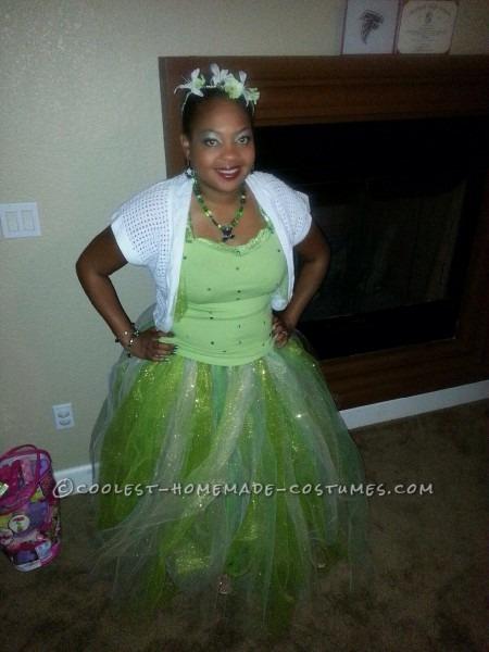 Diy Princess Tiana Costume
