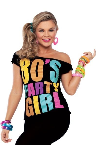 80's Party Girl Shirt