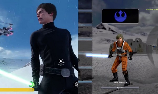 Why Has Luke Skywalker's Outfit Changed To The Outfit From Return