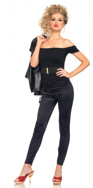Grease Bad Sandy Outfit Adult Costume [sexy Costumes, Sexy Couple